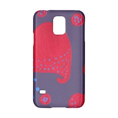Lollipop Attacked By Hearts Samsung Galaxy S5 Hardshell Case