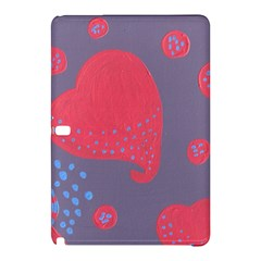 Lollipop Attacked By Hearts Samsung Galaxy Tab Pro 10 1 Hardshell Case