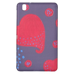 Lollipop Attacked By Hearts Samsung Galaxy Tab Pro 8 4 Hardshell Case