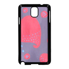 Lollipop Attacked By Hearts Samsung Galaxy Note 3 Neo Hardshell Case (black)