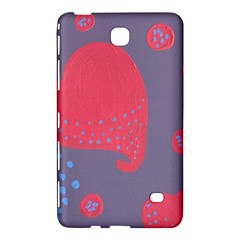 Lollipop Attacked By Hearts Samsung Galaxy Tab 4 (7 ) Hardshell Case