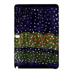 Snowy Roses Samsung Galaxy Tab Pro 12 2 Hardshell Case