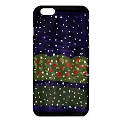 Snowy Roses Iphone 6 Plus/6s Plus Tpu Case