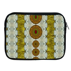 Spring In Mind And Flowers In Soul Be Happy Apple Ipad 2/3/4 Zipper Cases