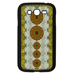 Spring In Mind And Flowers In Soul Be Happy Samsung Galaxy Grand Duos I9082 Case (black)