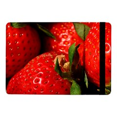 Red Strawberries Samsung Galaxy Tab Pro 10 1  Flip Case