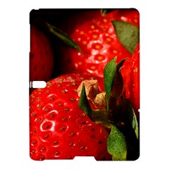 Red Strawberries Samsung Galaxy Tab S (10 5 ) Hardshell Case