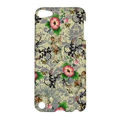 Angel Floral Apple Ipod Touch 5 Hardshell Case