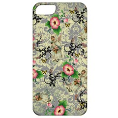 Angel Floral Apple Iphone 5 Classic Hardshell Case