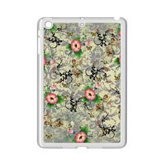 Angel Floral Ipad Mini 2 Enamel Coated Cases