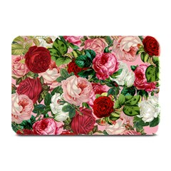 Rose Bushes Plate Mats