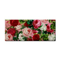 Rose Bushes Cosmetic Storage Cases