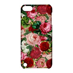 Rose Bushes Apple Ipod Touch 5 Hardshell Case With Stand