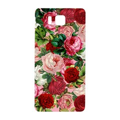 Rose Bushes Samsung Galaxy Alpha Hardshell Back Case