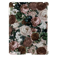 Rose Bushes Brown Apple Ipad 3/4 Hardshell Case (compatible With Smart Cover)
