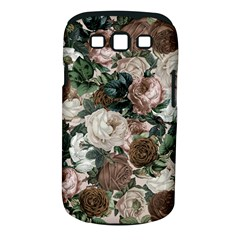 Rose Bushes Brown Samsung Galaxy S Iii Classic Hardshell Case (pc+silicone)