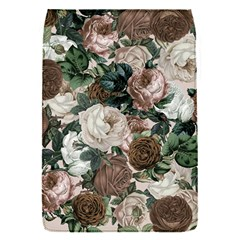 Rose Bushes Brown Flap Covers (s)