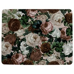 Rose Bushes Brown Jigsaw Puzzle Photo Stand (rectangular)