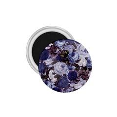 Rose Bushes Blue 1 75  Magnets