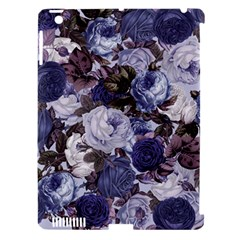 Rose Bushes Blue Apple Ipad 3/4 Hardshell Case (compatible With Smart Cover)