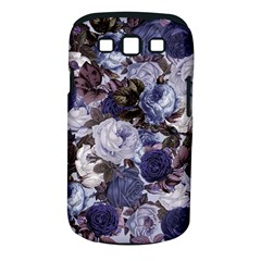 Rose Bushes Blue Samsung Galaxy S Iii Classic Hardshell Case (pc+silicone)