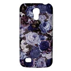 Rose Bushes Blue Galaxy S4 Mini