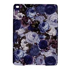Rose Bushes Blue Ipad Air 2 Hardshell Cases