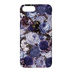 Rose Bushes Blue Apple Iphone 7 Plus Hardshell Case