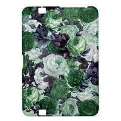 Rose Bushes Green Kindle Fire Hd 8 9