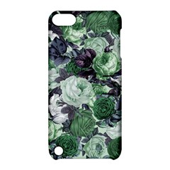 Rose Bushes Green Apple Ipod Touch 5 Hardshell Case With Stand