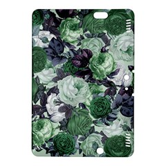 Rose Bushes Green Kindle Fire Hdx 8 9  Hardshell Case