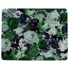Rose Bushes Green Jigsaw Puzzle Photo Stand (rectangular)