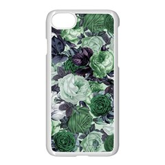 Rose Bushes Green Apple Iphone 7 Seamless Case (white)