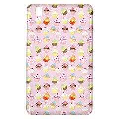 Baby Pink Valentines Cup Cakes Samsung Galaxy Tab Pro 8 4 Hardshell Case