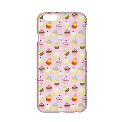 Baby Pink Valentines Cup Cakes Apple Iphone 6/6s Hardshell Case