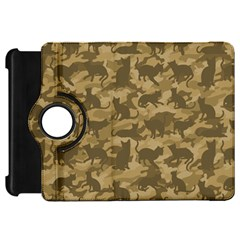 Operation Desert Cat Camouflage Catmouflage Kindle Fire Hd 7