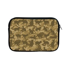 Operation Desert Cat Camouflage Catmouflage Apple Ipad Mini Zipper Cases