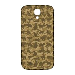 Operation Desert Cat Camouflage Catmouflage Samsung Galaxy S4 I9500/i9505  Hardshell Back Case