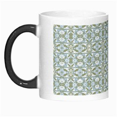 Vintage Ornate Pattern Morph Mugs