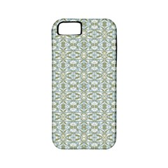 Vintage Ornate Pattern Apple Iphone 5 Classic Hardshell Case (pc+silicone)