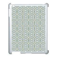 Vintage Ornate Pattern Apple Ipad 3/4 Case (white)