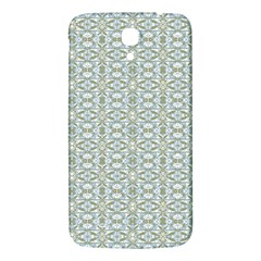 Vintage Ornate Pattern Samsung Galaxy Mega I9200 Hardshell Back Case