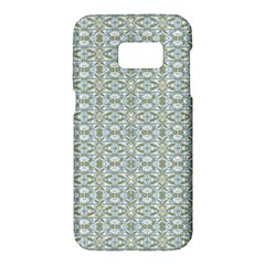 Vintage Ornate Pattern Samsung Galaxy S7 Hardshell Case