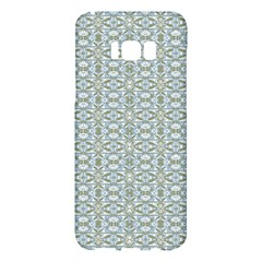 Vintage Ornate Pattern Samsung Galaxy S8 Plus Hardshell Case