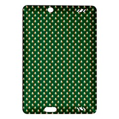 Irish Flag Green White Orange On Green St  Patrick s Day Ireland Amazon Kindle Fire Hd (2013) Hardshell Case