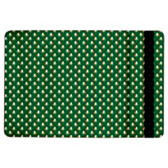Irish Flag Green White Orange On Green St  Patrick s Day Ireland Ipad Air 2 Flip