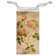 Rose Flower 2507641 1920 Jewelry Bag