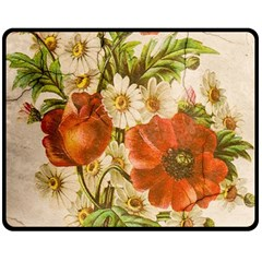 Poppy 2507631 960 720 Double Sided Fleece Blanket (medium)