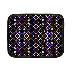 Futuristic Geometric Pattern Netbook Case (small)