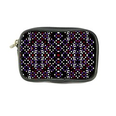 Futuristic Geometric Pattern Coin Purse